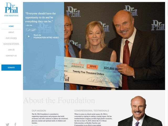 Dr. Phil Foundation